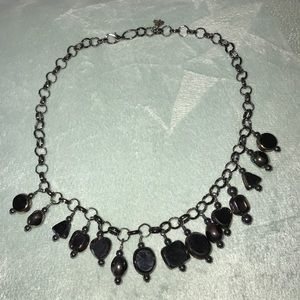 Jewelry - Gemstone Choker
